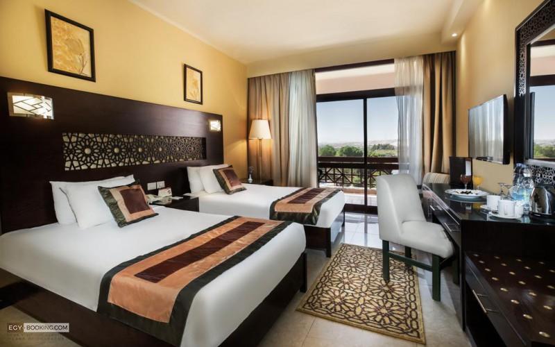 Pyramisa Isis Island Aswan Resort & Spa