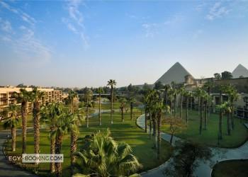 Marriott Mena House - Cairo