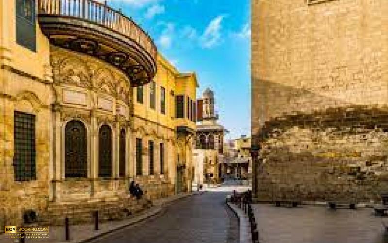 Al-Muizz Li Din Allah Al-Fatimid Street