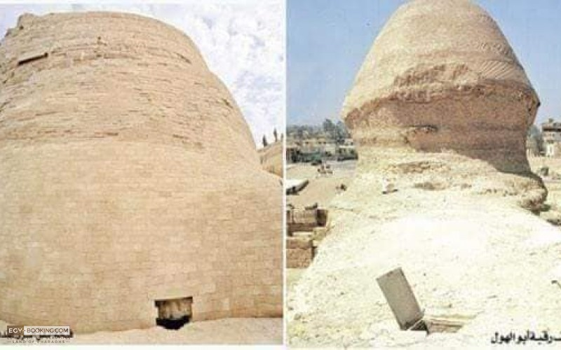 The mystery of the catacombs of the Sphinx